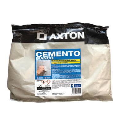 Cemento AXTON bianco 1 Kg