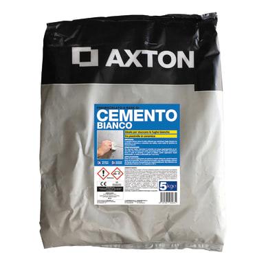 Cemento AXTON bianco 5 Kg