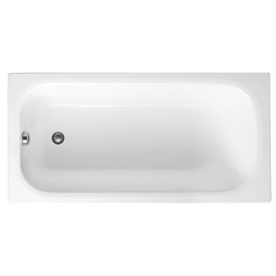 Vasca rettangolare Mini bianco 70 x 140 cm