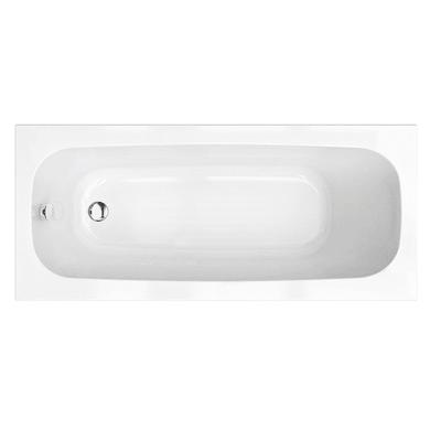 Vasca rettangolare Tag bianco 70 x 160 cm