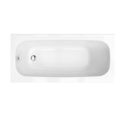 Vasca rettangolare Tag bianco 70 x 150 cm