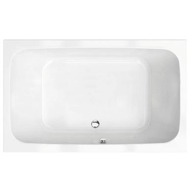 Vasca rettangolare Tag bianco 110 x 180 cm