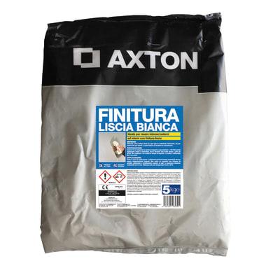 Finitura polimerica pronta AXTON 5 kg