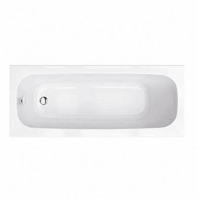 Vasca rettangolare Tag bianco 70 x 170 cm