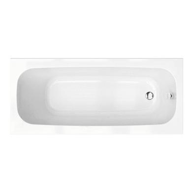Vasca rettangolare Tag bianco 75 x 170 cm