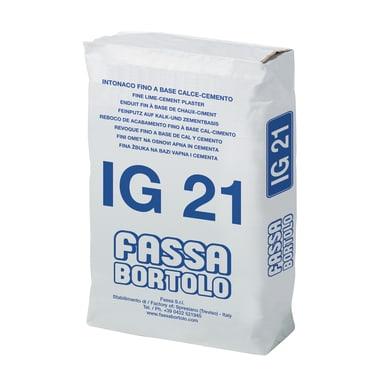 Intonaco di finitura FASSA BORTOLO IG21 25 kg