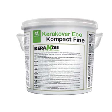 Intonaco KERAKOLL Eco Kompact K027003 fine 25 kg