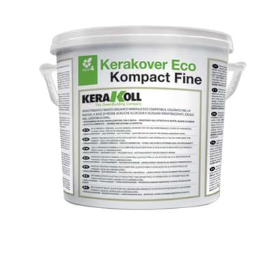 Intonaco KERAKOLL Eco Kompact K071003 fine 25 kg