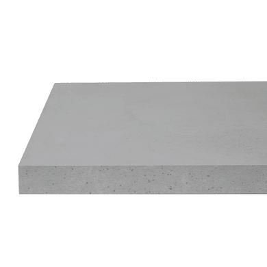 Top per lavabo SENSEA Remix L 60.4 x P 49 x H 3.8 cm