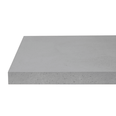 Top per lavabo SENSEA Remix L 90.4 x P 49 x H 3.8 cm