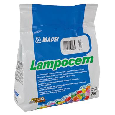 Cemento rapido MAPEI Lampocem 2 Kg