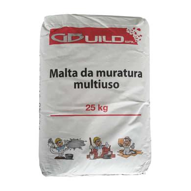 Malta Multiuso 25 kg