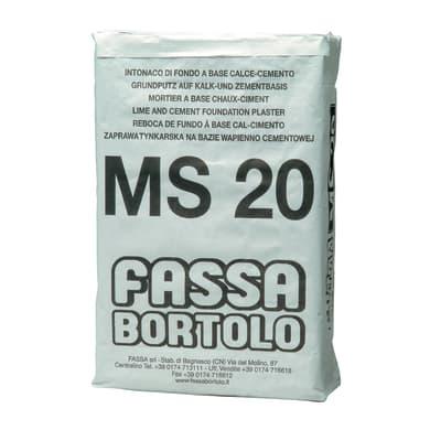 Malta FASSA BORTOLO MS20 25 kg