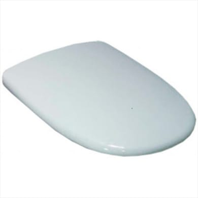 Copriwater a d Dedicato per serie sanitari Spin termoindurente bianco lucido