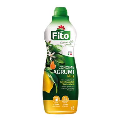 Concime per agrumi liquido FITO Concime Agrumi Plus Bottiglia da 1 litro