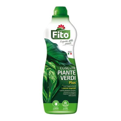 Concime per piante verdi liquido FITO Plus Bottiglia da 1 litro