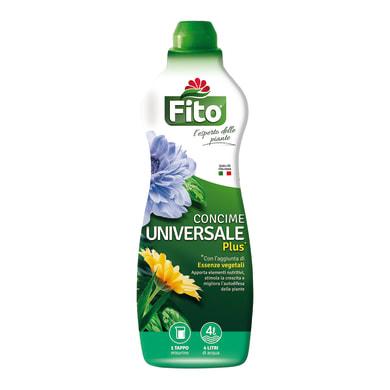 Concime liquido FITO Universale plus Bottiglia da 1 litro