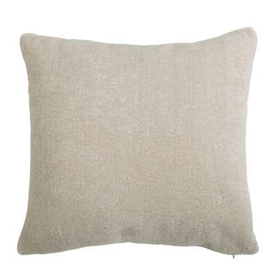 Cuscino INSPIRE Melissa crema 45x45 cm