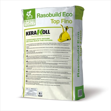 Rasatura KERAKOLL Rasobuild Top Fino 25 kg
