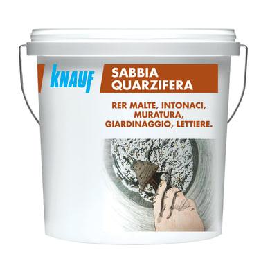 Sabbia KNAUF Quarzifera 5 kg