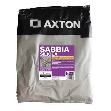Sabbia AXTON Silice 5 kg