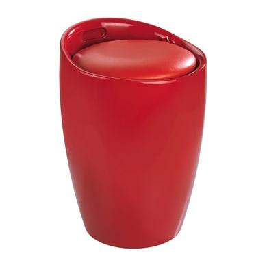 Portabiancheria Wenko Candy rosso meno di 50 L