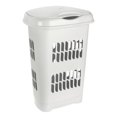 Portabiancheria bianco tra 50 e 60 L