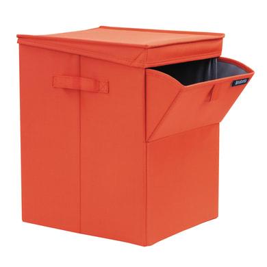 Portabiancheria Brabantia Stackable Laundry Box rosso meno di 50 L