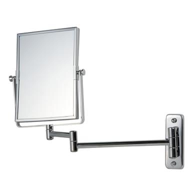 Specchio ingranditore rettangolare Olympe L 23 x H 31 cm
