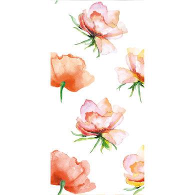 Tenda doccia Bloom in poliestere multicolor L 180 x H 200 cm