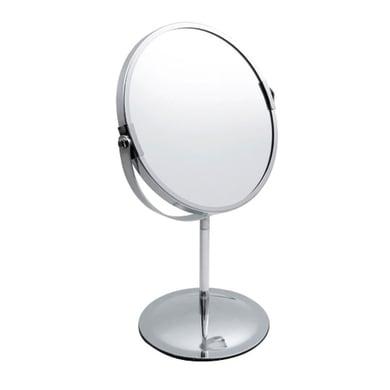 Specchio non luminoso bagno rotondo Piantana Ø 19 cm