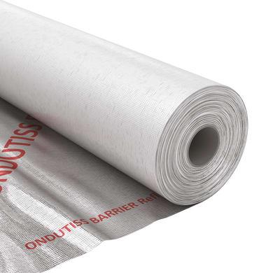 Foglio impermeabile ONDULINE Ondutiss barrier reflex 150 150 g/m³ 1.5 x 50 m trasparente