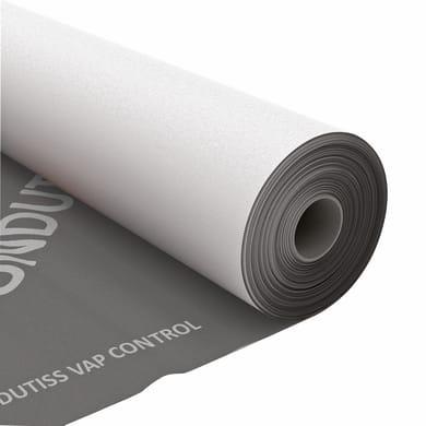 Membrana impermeabilizzante ONDULINE Ondutiss vapcontrol 150 150 g/m³ 1.5 x 50 m trasparente