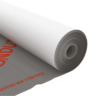 Membrana impermeabilizzante ONDULINE Ondutiss vapcontrol 220 TT 220 g/m³ 1.5 x 50 m trasparente