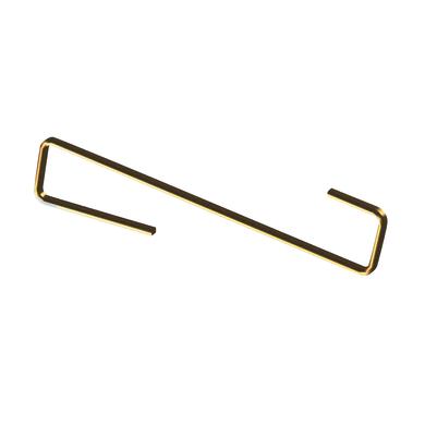 "Gancio 100 pezzi A ""s"" x 9 cm x Ø 9 cm"
