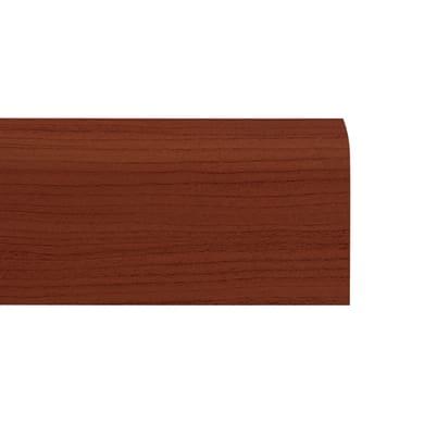 Battiscopa Classic H 12 cm x L 2 m ciliegio