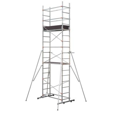 Trabattello Easyclip 6 in alluminio per lavori fino a 5.8 m