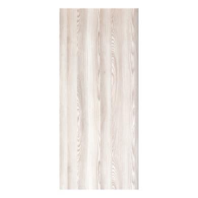 Pannello per porta blindata Plank impiallacciato legno rovere L 90 x H 210 cm, Sp 3 mm