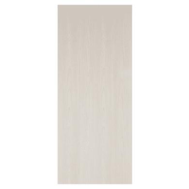 Pannello per porta blindata Notting Hill impiallacciato legno bianco L 90 x H 210 cm, Sp 3 mm