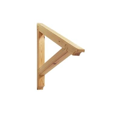 Supporto per tettoia in legno L 9 x P 91.4 cm struttura Legno