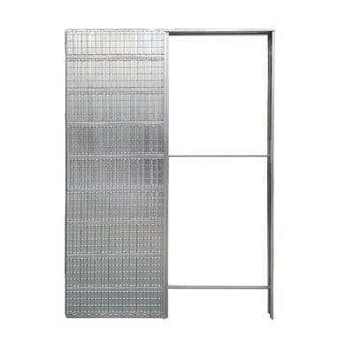 Controtelaio porta scorrevole per intonaco L 60 x H 200 cm