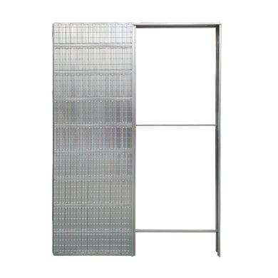 Controtelaio porta scorrevole per intonaco L 70 x H 200 cm