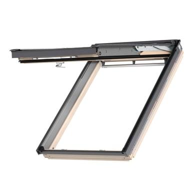 Finestra da tetto (faccia inclinata) VELUX GPL SK06 3068 manuale L 114 x H 118 cm pino