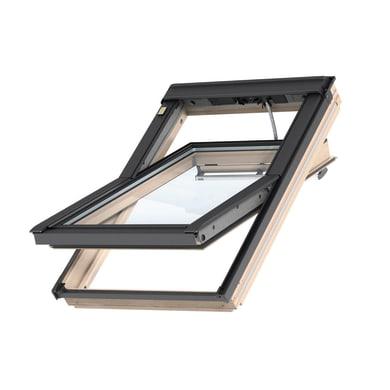 Finestra da tetto (faccia inclinata) VELUX GGL MK08 306821 elettrico L 78 x H 140 cm pino