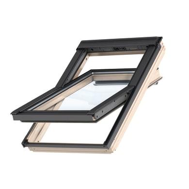 Finestra da tetto (faccia inclinata) VELUX GGL CK04 3068 manuale L 55 x H 98 cm pino