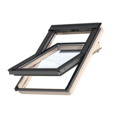 Finestra da tetto (faccia inclinata) VELUX GGL FK06 3068 manuale L 66 x H 118 cm pino