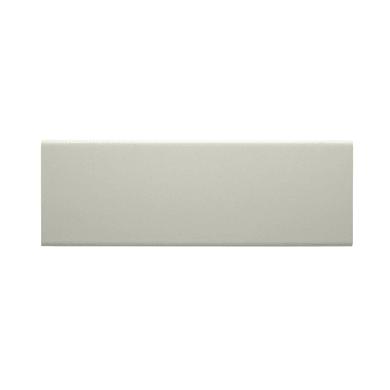 Coprifilo in legno carta<multisep/>mdf bianco L 2250 x P 25 x H 70 mm