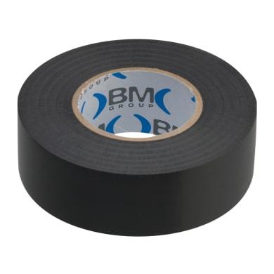 Nastro isolante BM 25 x 25000 mm x sp 0,15 mm nero