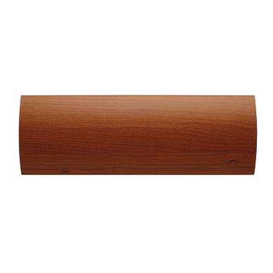 Coprifilo in legno carta<multisep/>mdf ciliegio L 2250 x P 31 x H 70 mm