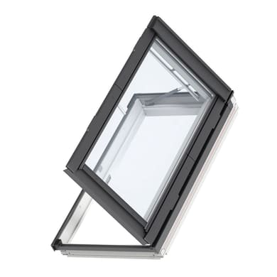 Finestra da tetto (faccia inclinata) VELUX GXU FK06 0070 manuale L 66 x H 118 cm bianco